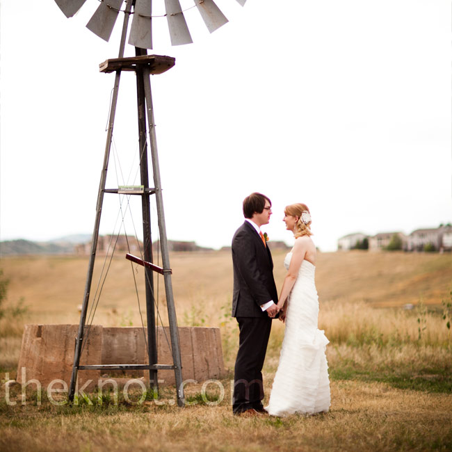 Holly & Seth in Littleton, CO