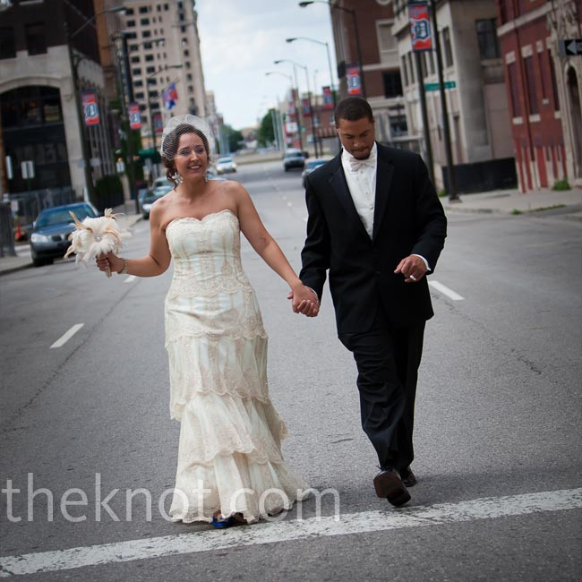 Jennifer & Emmanuel in Grosse Pointe Shores, MI