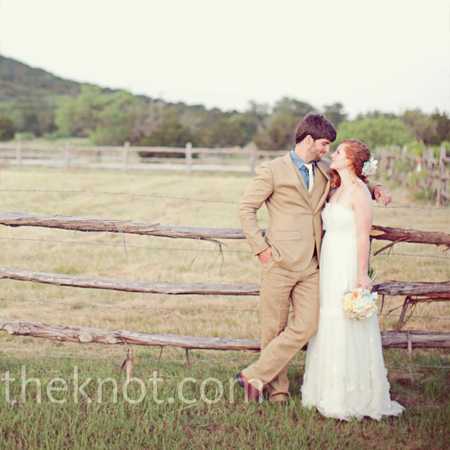 Libby & Ben in Graford, TX