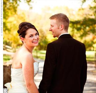 Kristen & Ryan in Parkville, MO