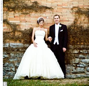 Andrea & James in Bryn Athyn, PA