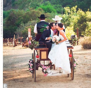 Rebecca & Clay in Ojai Valley, CA