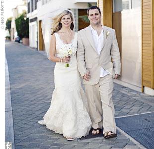 Alison & Chris in Newport Beach, CA