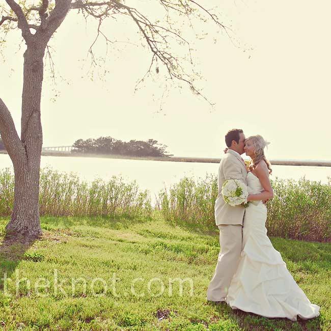 Jennifer & Josh in St. Simons Island, GA