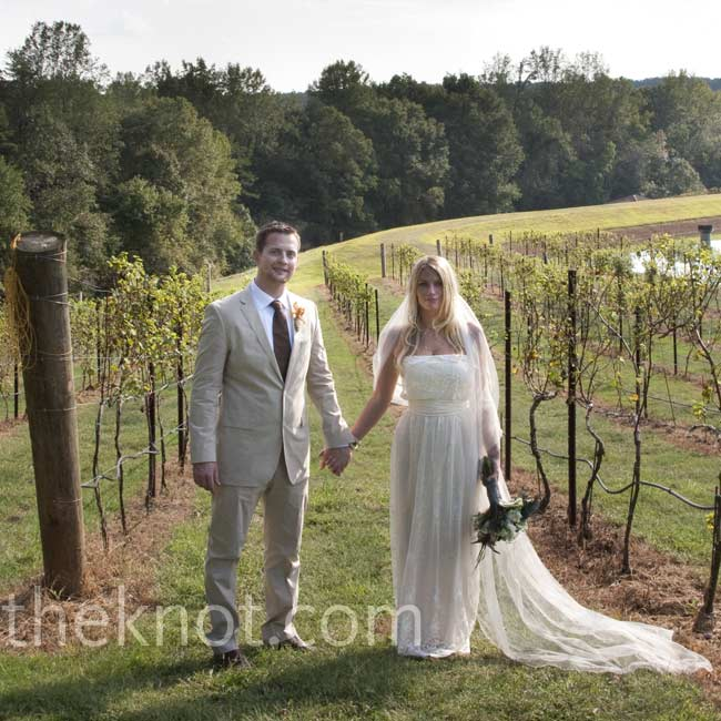 Erika & Jimmy in Dahlonega, GA