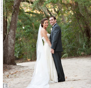Rachel & Michael in Amelia Island, FL