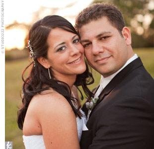 Francesca & Pasha in Orlando, FL