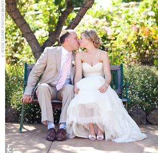 Beth & Dave in Sonoma, CA