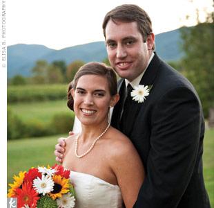 Rachel & Kevin in Charlottesville, VA