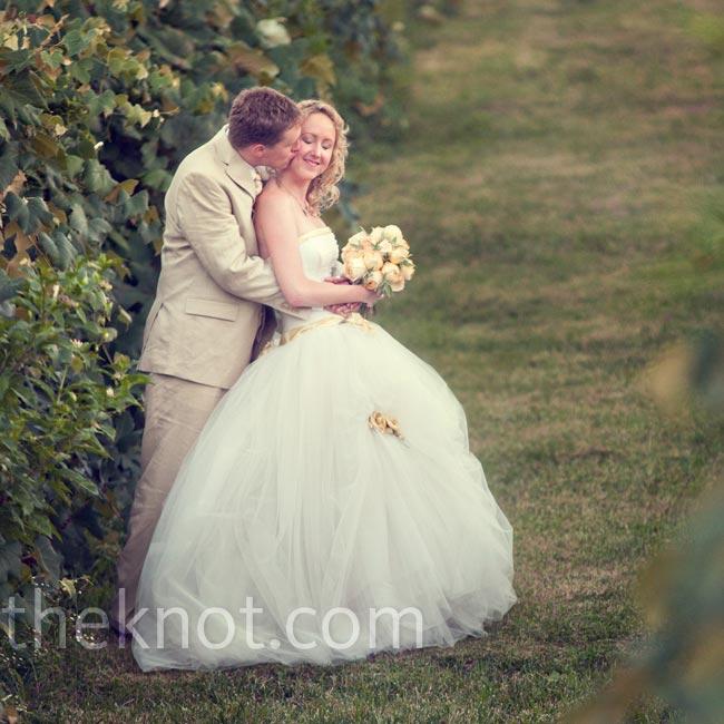 Erica & Patrick in Bluemont, VA