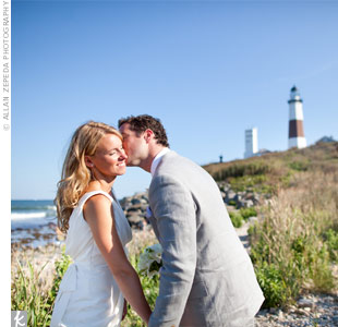 Jeanette & David in Montauk, NY