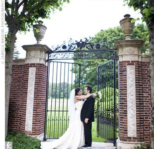 Kate & Jared in Old Westbury, NY