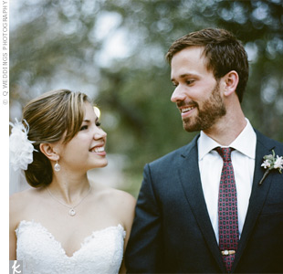 Claudia & Seth in Austin, TX