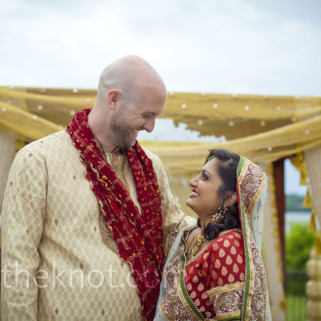 Rupal & Matt in Perkasie, PA