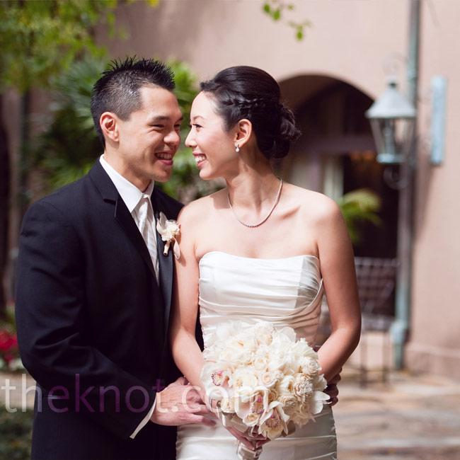 Katherine & Terence in Pasadena, Southern CA