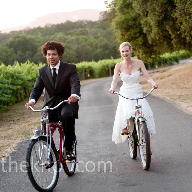 Anna & Shaun in Glen Ellen, CA