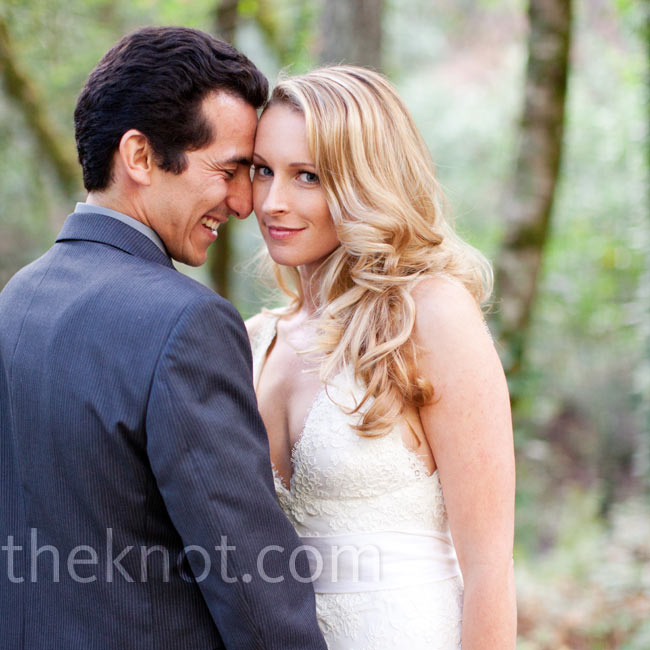 Jenna & Anthony in Kenwood, CA