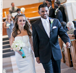 Ashley & Sunil in Woodridge, IL