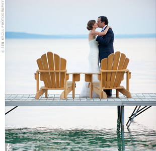 Kim & Mark in Suttons Bay, MI