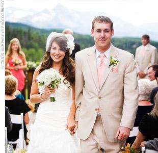 Bahie & Kellen in Telluride, CO