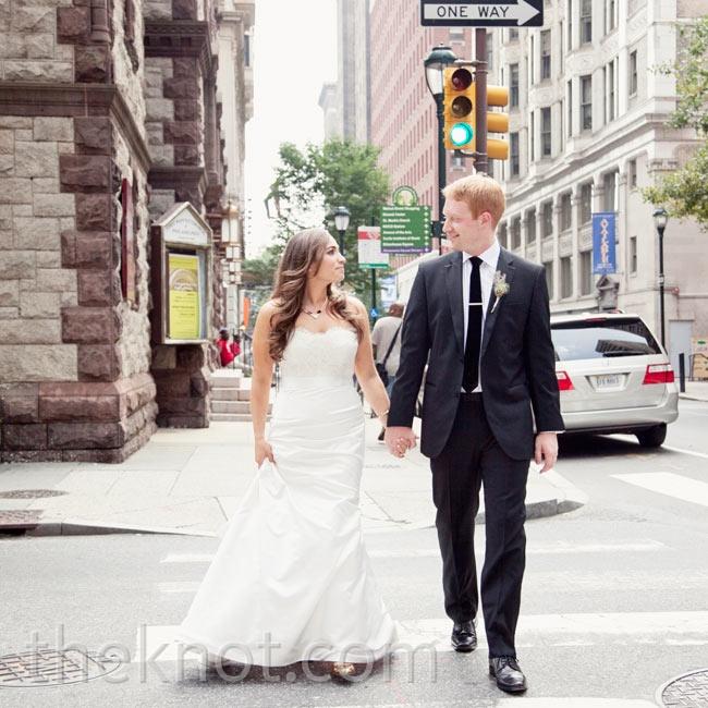 Jess & Doug in Philadelphia, PA