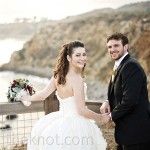 Briana &amp; Greg in Rancho Palos Verdes, CA