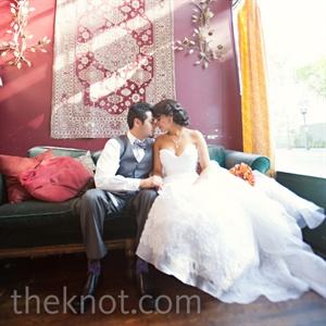 Griselda & Humberto in Santa Ana, CA