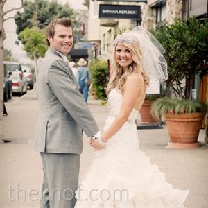 Krista & Erik in La Jolla, CA