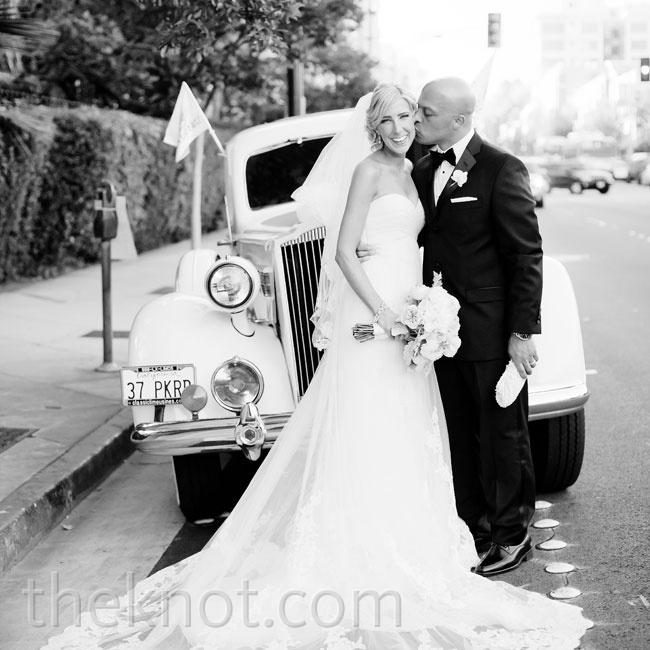 Elisha & David in Pasadena, CA