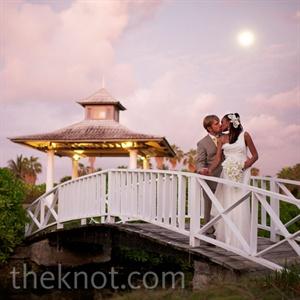 Euphemia & Andrew in Montego Bay, Jamaica
