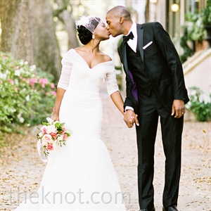 Nkechi &amp; Kevin in Savannah, GA