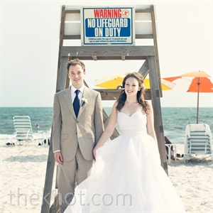 Caitlin &amp; Jonathan in Harwich Port, MA