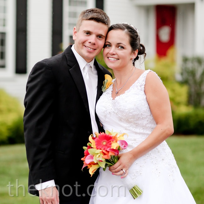 Stefanie & Mark in Rehoboth, MA