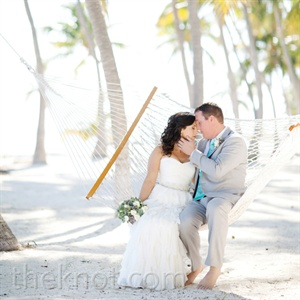 Jessica &amp; Christopher in Islamorada, FL