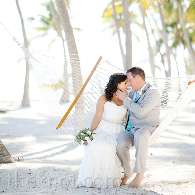 Jessica & Christopher in Islamorada, FL