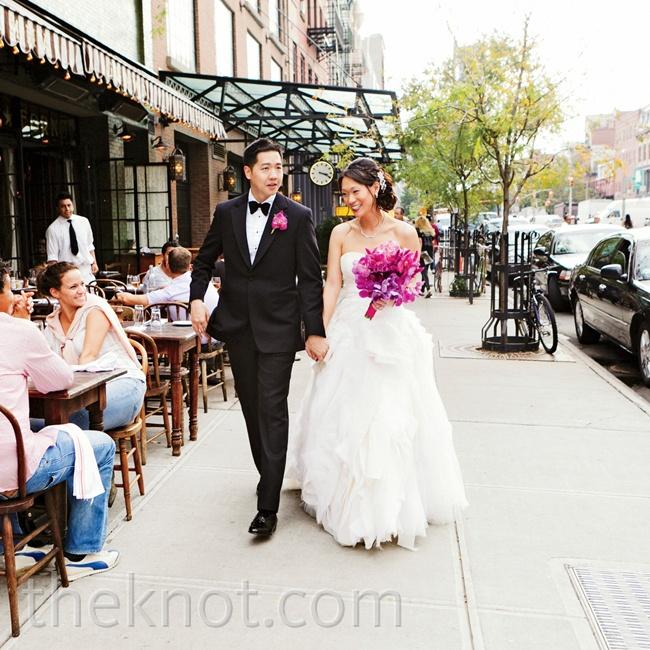 Betty & Edward in New York, NY