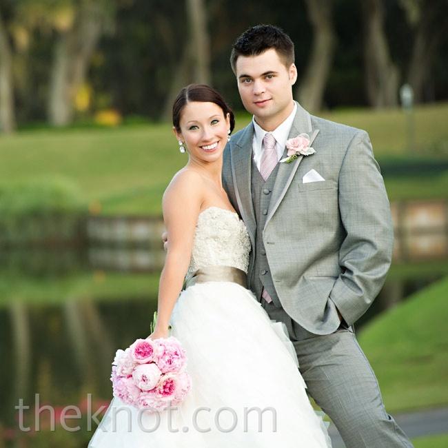 Lara & Steven in Ponte Vedra Beach, FL