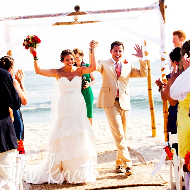 Weddings In Mexico: A Destination Wedding In Punta Mita, Mexico