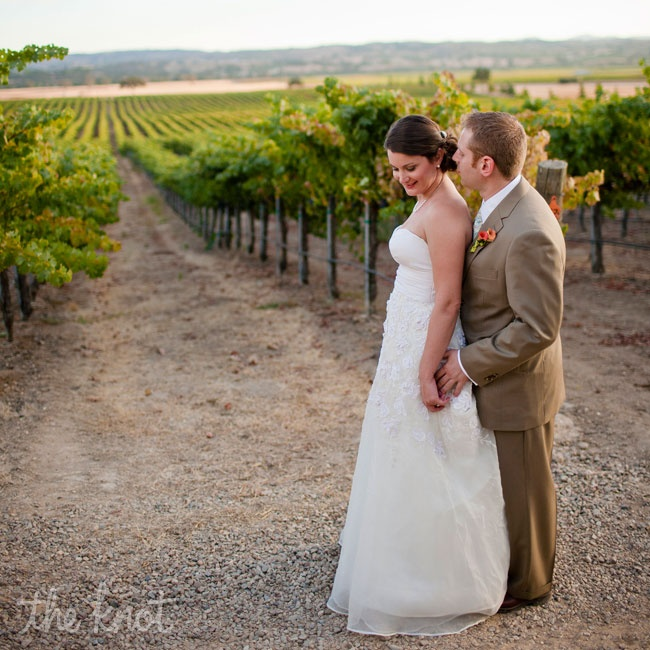 Rachel & David in Paso Robles, CA