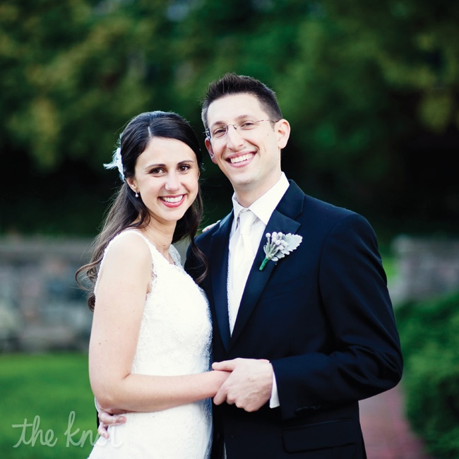Hilary & Yaron in Bloomfield Hills, MI