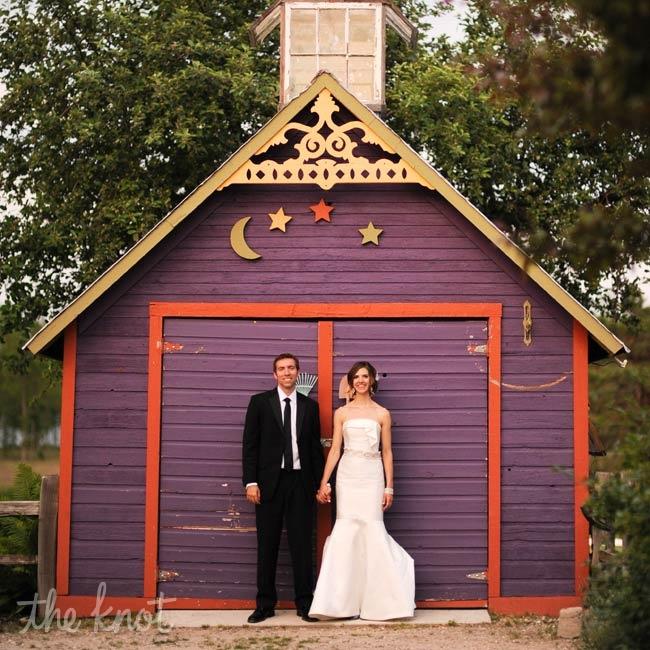 Kristen & Jeff in Cedar, MI