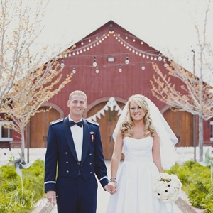 Melissa & Kyle in Larkspur, CO