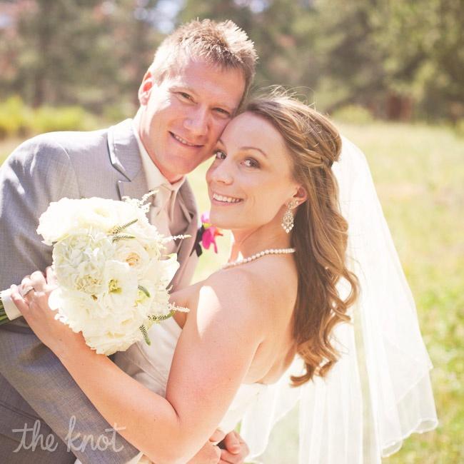 Jessica & Jon in Estes Park, CO