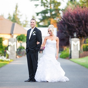 Brittany & Christopher in Edgewood, WA