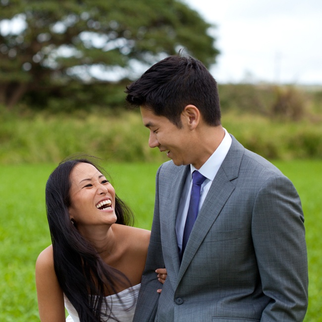 Teresa & John in Kapolei, Hawaii