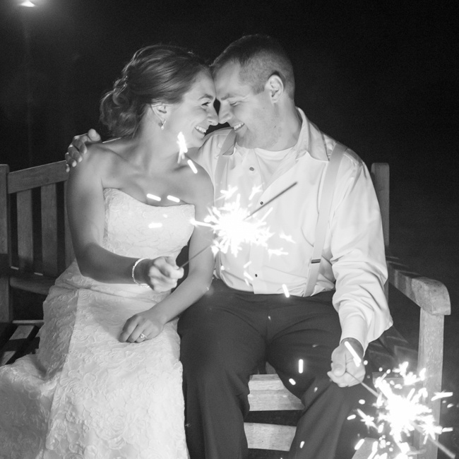 Kathryn & Justin in Pomfret, CT