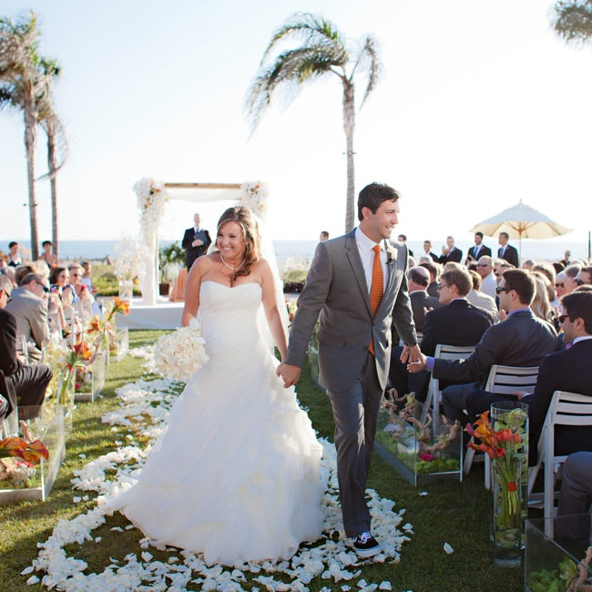 Kelsey & Jeff: A Beachside Wedding in Coronado, CA