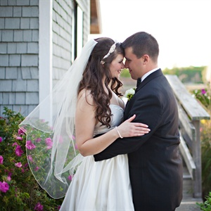 Sarah & Jared in Cohasset, MA