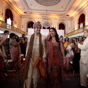 Bindu & Vishal in Pittsburgh, PA