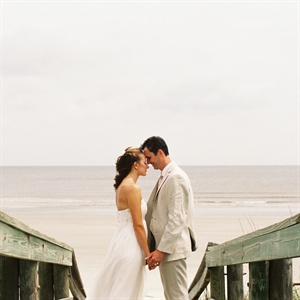 Allie & Bernard in Sapelo Island, GA